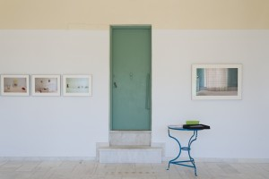 The Girls Are Sleeping Upstairs Exhibition at Pyrgos Tinos